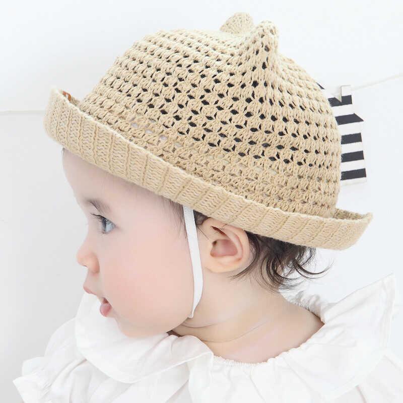 ss20P - Kulaklı Bej Şapka