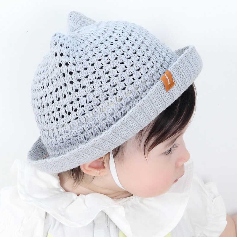 ss20P - Kulaklı Mavi Şapka