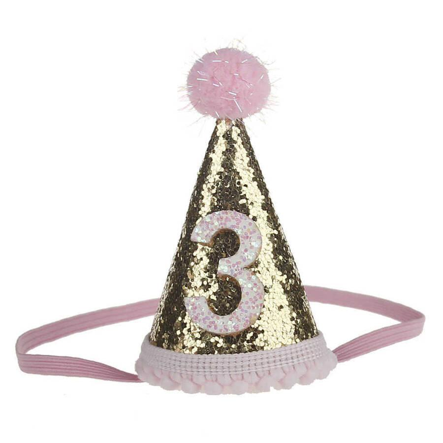 SS21 - 3 Yaş Pembe Şapka