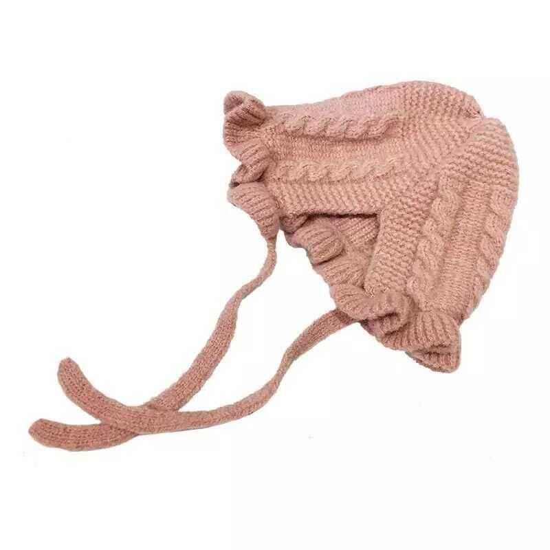 LHB2 - Pembe Örgü Şapka
