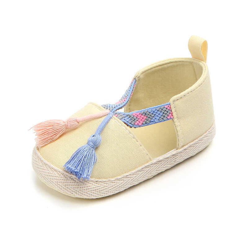 ss20P - Püsküllü Sarı Ayakkabı