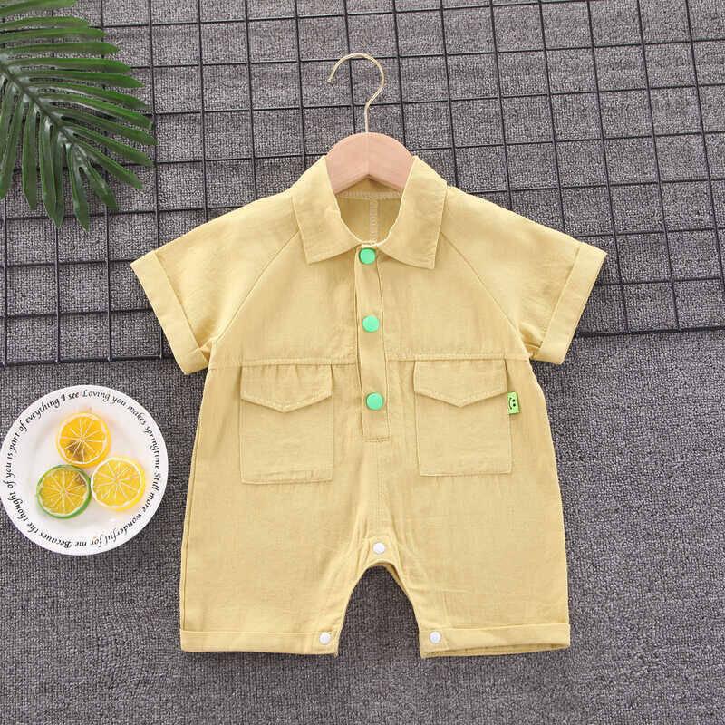 SUM211 - Sarı Cepli Tulum