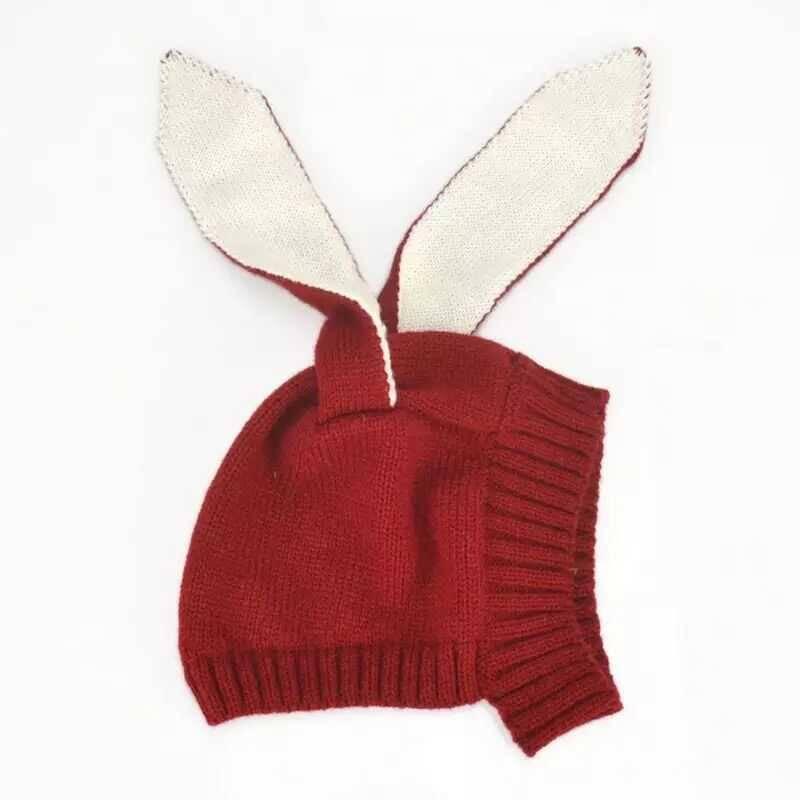 LHB2 - Tavşan Kulaklı Kırmızı Şapka